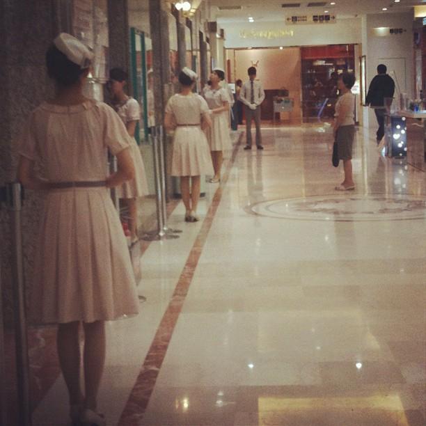 Elevatorgirls